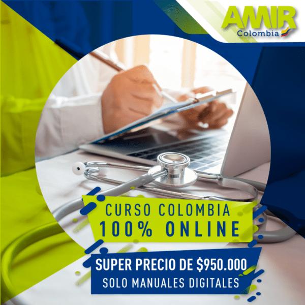Curso 100% Online Colombia